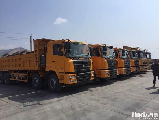 遍地开花 华菱星马产品近日西北交车129辆3