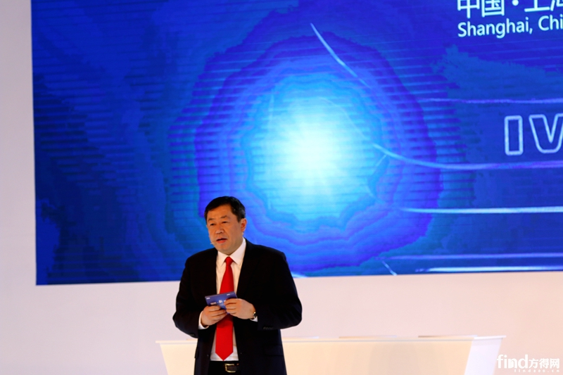 南京依维柯汽车有限公司总经理杨军虎先生