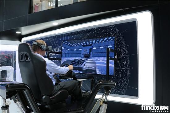 用户体验VR虚拟现实技术