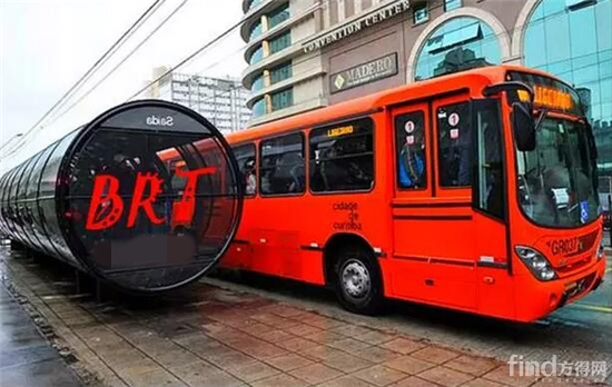 BRT的诞生与发展