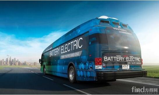 美国制造商将打造自动驾驶巴士