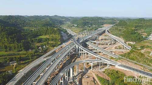 陕西下半年有七条高速项目开建