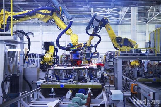 盛图生产线采用现代生产工艺流程