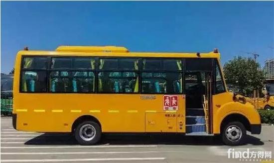 中标车型 LCK6751D5XH