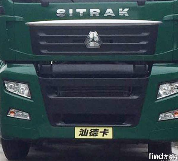 德卡获中国邮政364辆大单 成牵引车唯一中标品牌 (3)