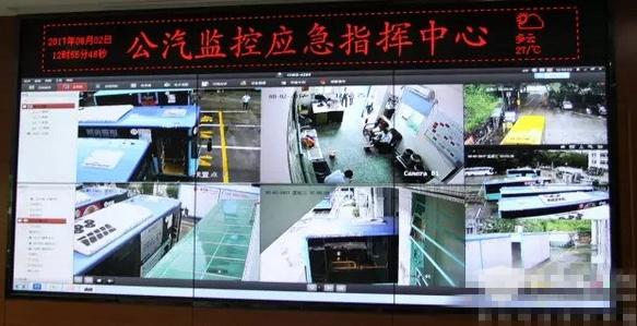 深圳巴士:营运管理智能化 监控应急指挥中心让事故率减半