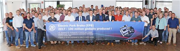 100M EPB Team