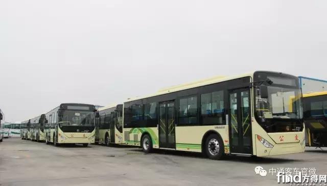 中通再获淄博200台混动公交订单