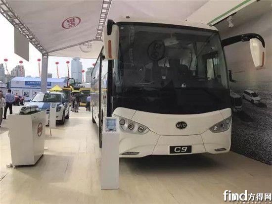 比亚迪首次亮相中国—东盟博览会