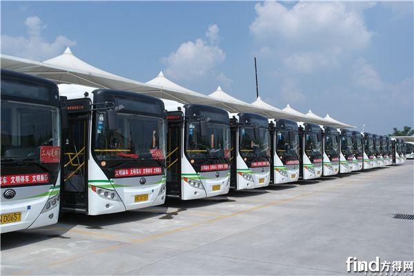 纯电动公交车