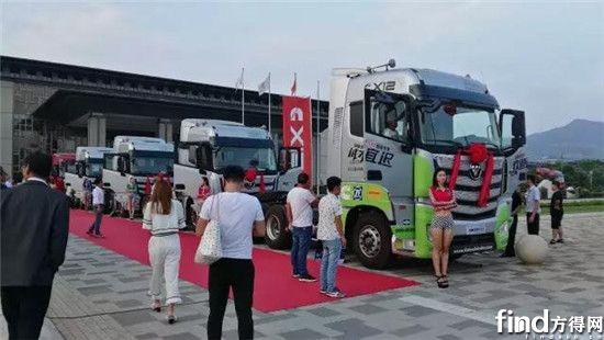 欧曼EST 510超级卡车上市不足一月,订单数破3000!1