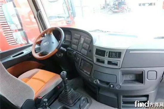 欧曼EST 510超级卡车上市不足一月,订单数破3000!3