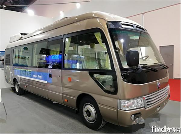 陆地方舟氢燃料客车新品将发布