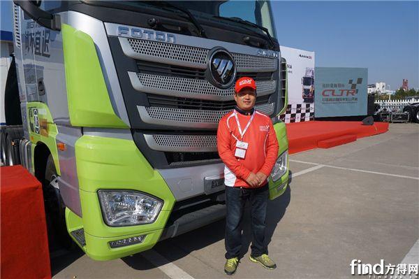 绿通专线车为何首选欧曼EST超级卡车