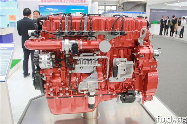 YC6KN系列国五天然气发动机