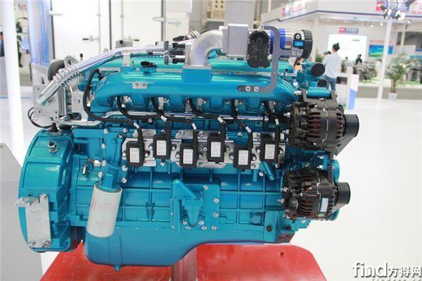 吉利甲醇发动机