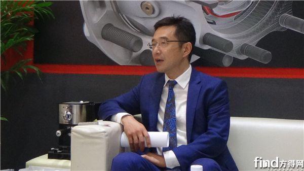 国康迈有限公司全球副总裁兼中国区总经理郭楠