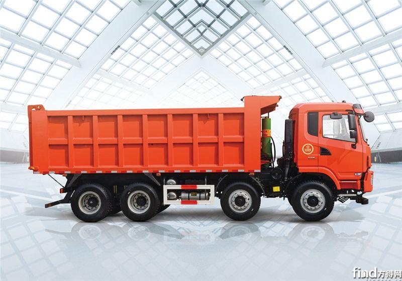 大运N6 8X4自卸车