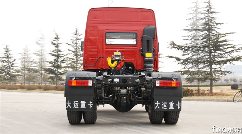 大运新N8E 4X2牵引车