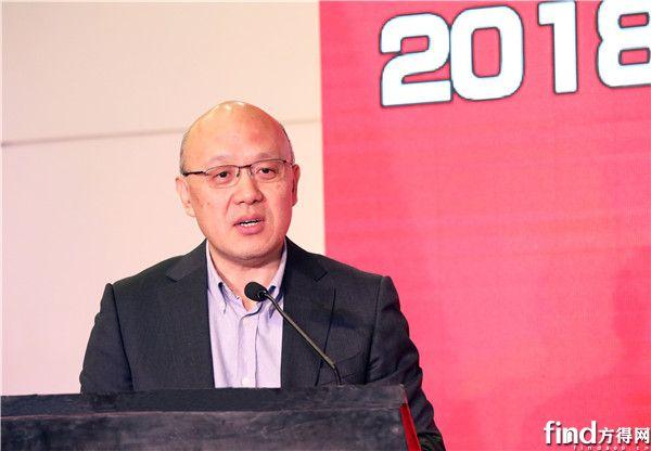 中国能源传播集团董事长,《中国汽车报》社社长,何伟致辞