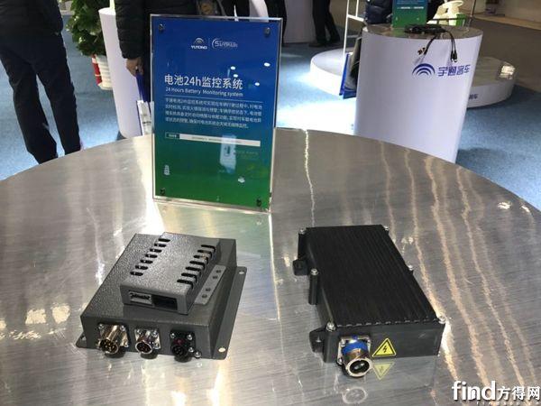 电池24h监控系统