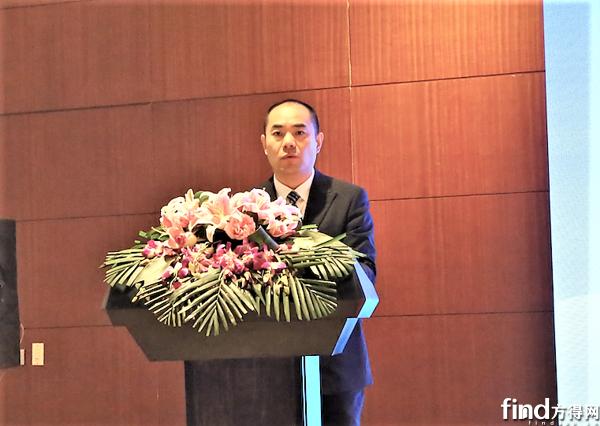 郑州宇通客车股份有限公司总经理牛波致辞