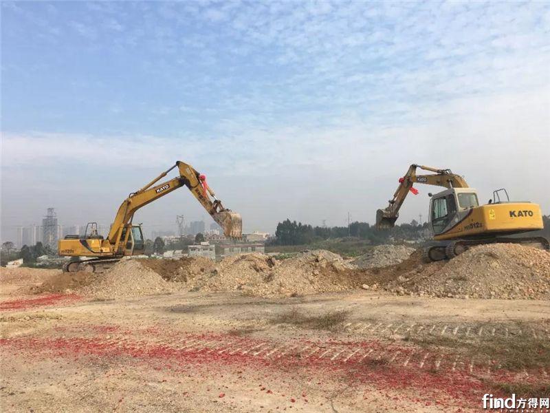 玉柴新能源特种车项目正式开建 (1)