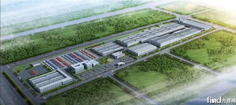 玉柴新能源特种车项目正式开建 (2)