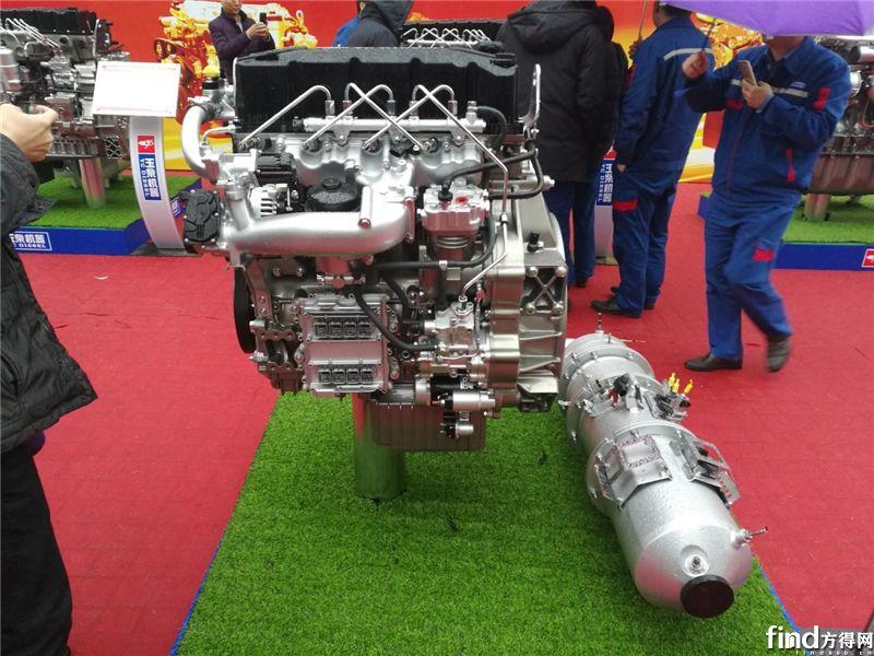 K05系列柴油发动机