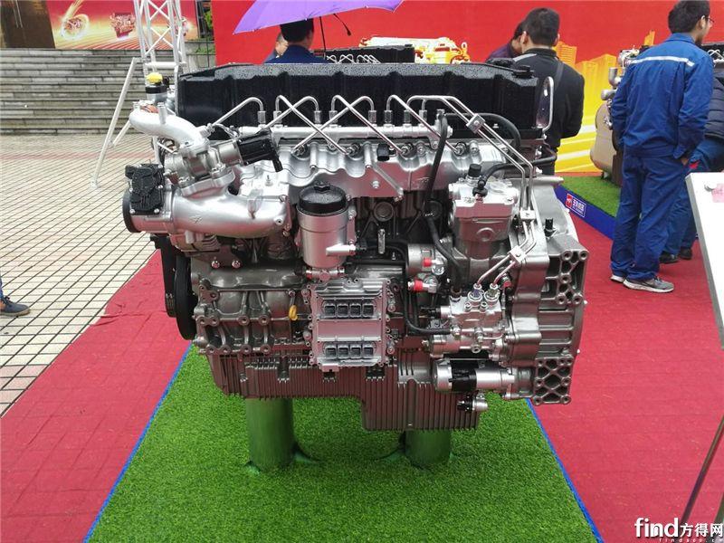 K08系列柴油发动机