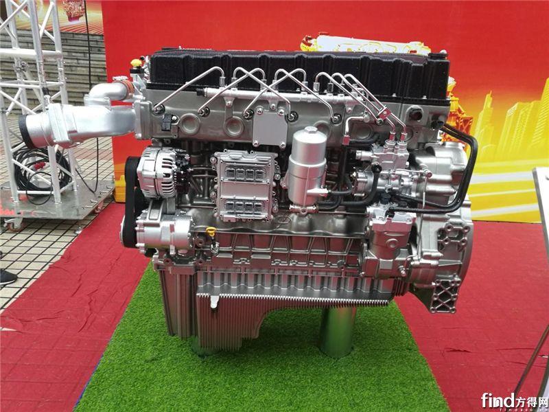 K09系列柴油发动机