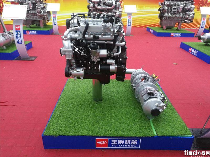 YCY20系列柴油发动机