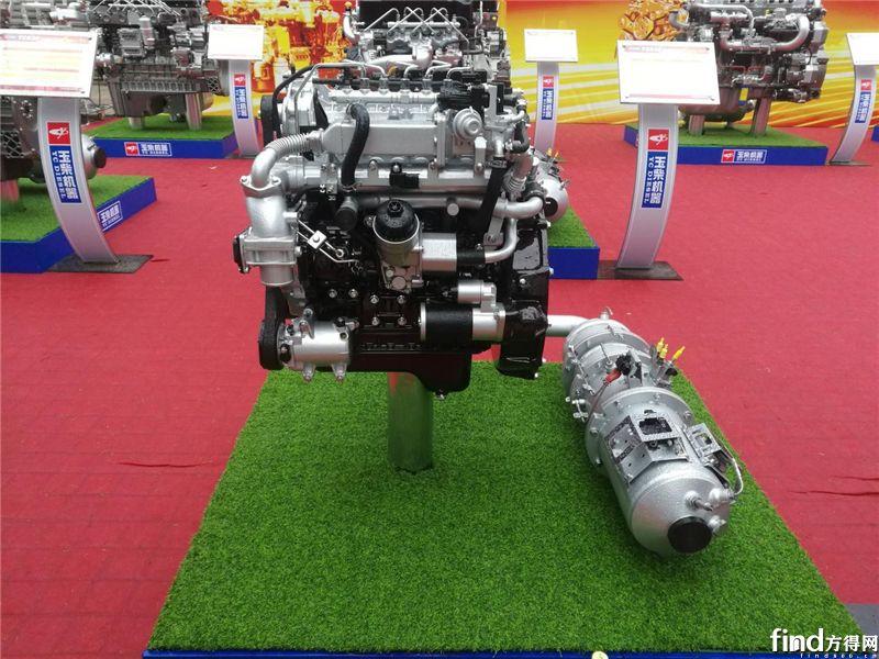 Y24系列柴油发动机