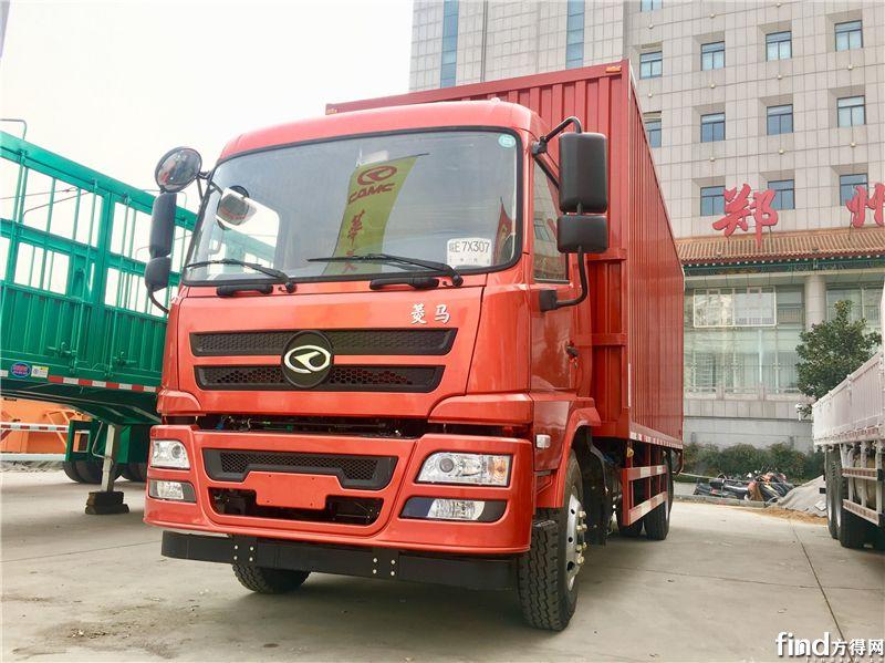 汉马H3  4X2载货车,160马力
