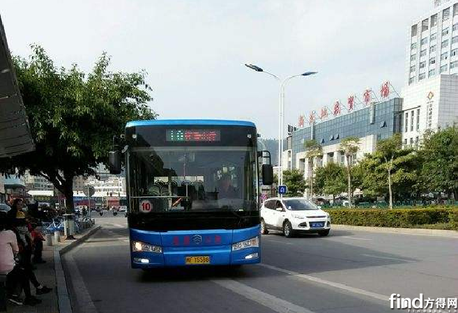 龙岩200辆纯电公交花落金旅
