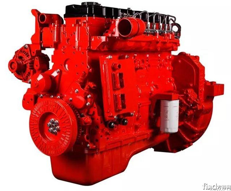 康明斯再制造isde6.7发动机整机