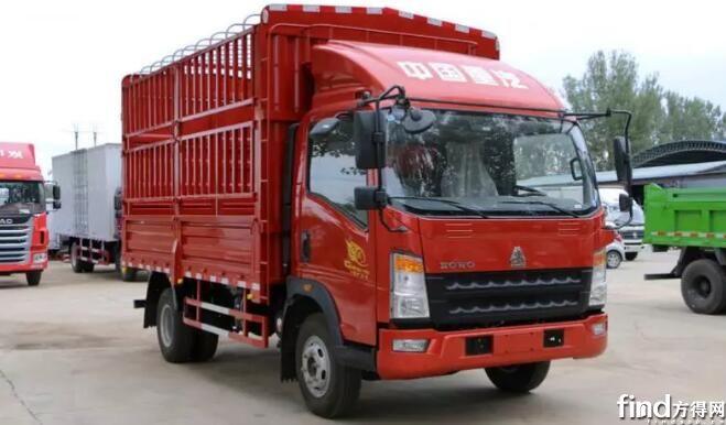 3月中国重汽轻卡销车1.5万辆 冲进轻卡前五?