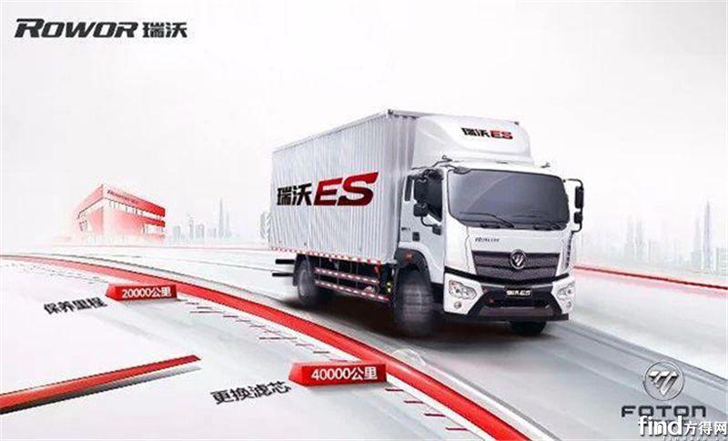【福田瑞沃】这才是卡车司机节约成本的正确方式 (4)