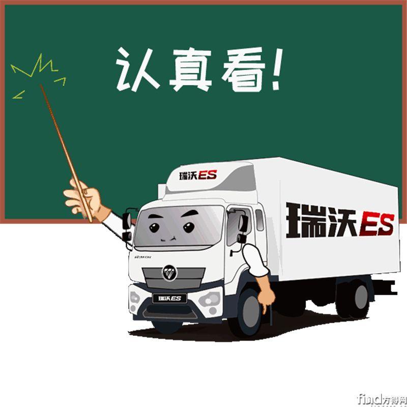 """【福田时代】马上就到发动机""""开锅""""季了"""