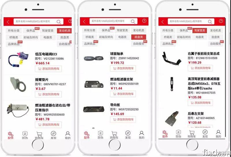 中国重汽在汽车后市场都做了啥 (9)