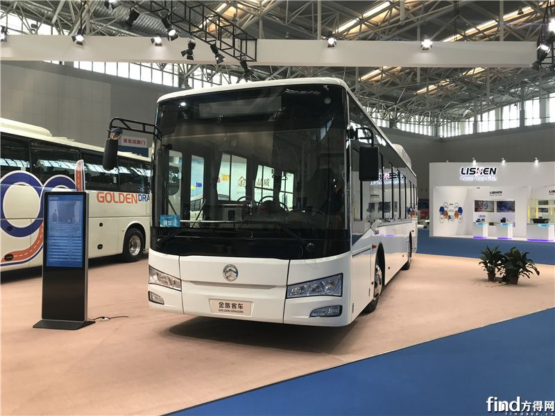 XML6125JHEV混合动力城市客车