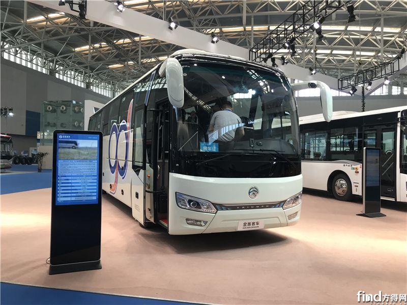 XML6102、6112、6122金旅新凯哥系列豪华大型客车