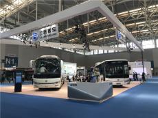 2018天津客车金旅展车