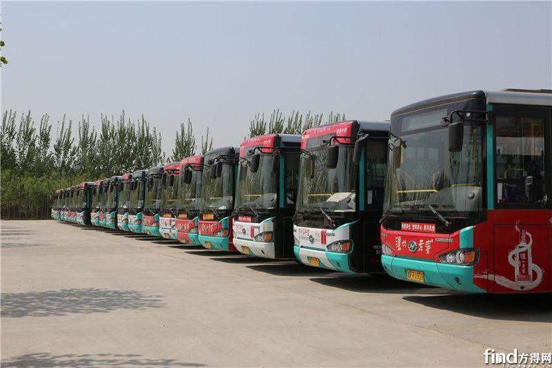 顺达城市公共客运有限公司的海格纯电动公交