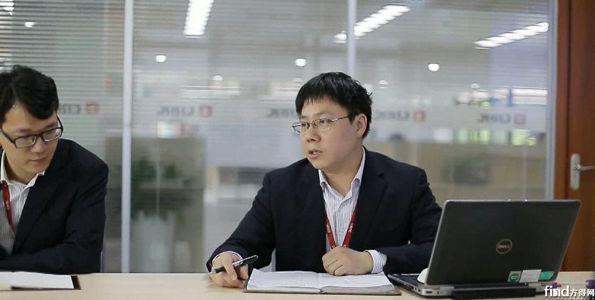 """中车电动""""T""""研发参与者:杨洪波"""