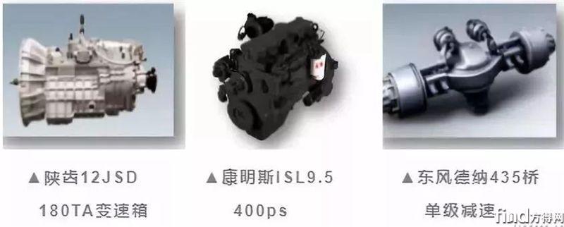 东风天龙2018轻赢版TH37上市 (2)