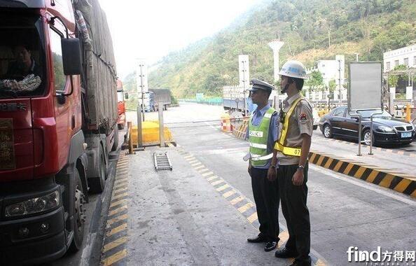 北京推货车超限不停车检验系统