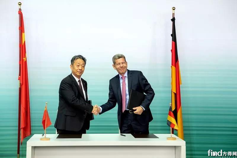 中德签署智能网联车合作备忘录 (1)