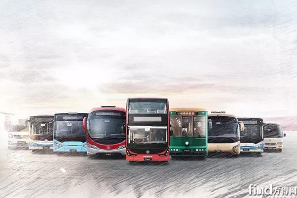 银隆上半年新能源客车产量第三 (1)
