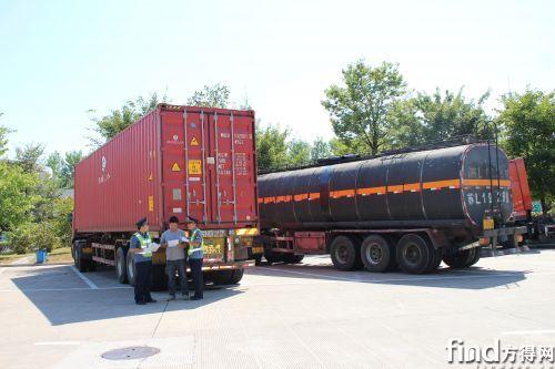 交通部:公路货运量占比达78%